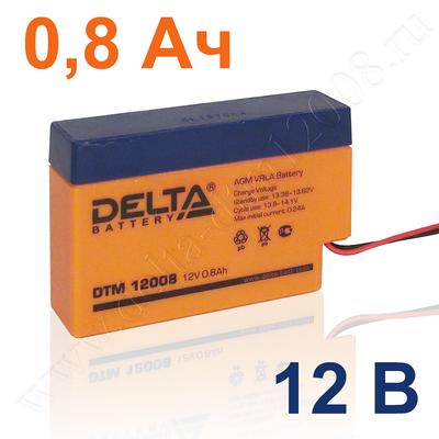 Delta DTM 12008 (фото, вид 1)