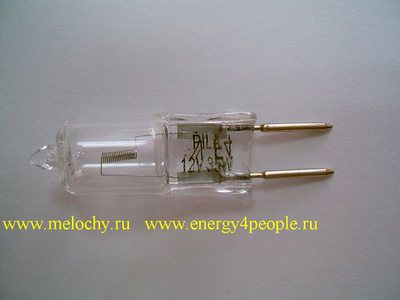 Лампа PILA 12V 50W GY6.35 (фото, вид 1)