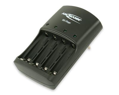 ANSMANN NiZn charger (фото, вид 1)