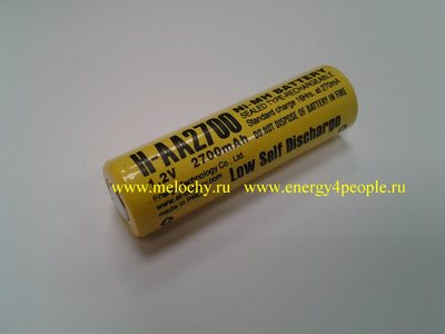 Energy Technology H-AA2700LSD (фото, вид 1)