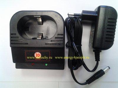 Зарядное устройство 010183 Калибр ДА-512/2+ (фото, вид 1)