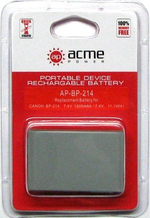 AcmePower BP-214 (фото, вид 2)