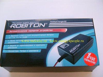 Robiton HobbyCharger02 (фото, вид 2)
