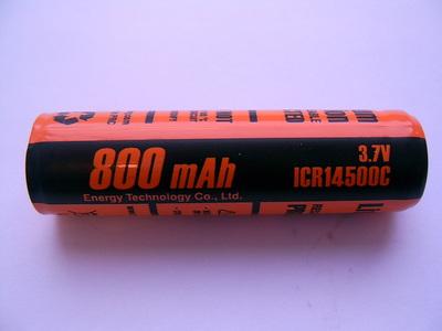 Energy Technology ICR14500С c защитой (фото, вид 1)