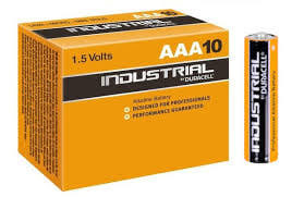 Duracell Industrial LR03 (фото)