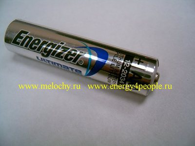 Energizer Ultimate Lithium FR03-L92 (фото)