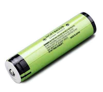 NCR18650B с защитой