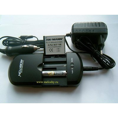 Robiton SmartCharger-4-Li-Ion