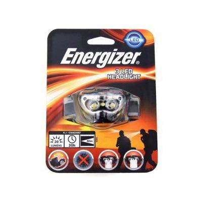 Energizer 3Led Headlight (фото)