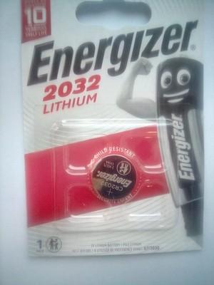 ENERGIZER CR2032