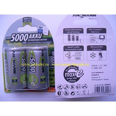 ANSMANN maxE 5000D