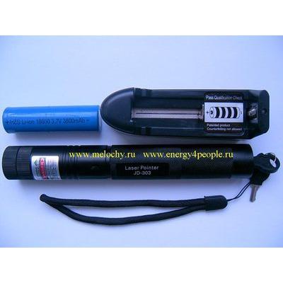 Laser Green Pointer Glow JD-303 (фото)