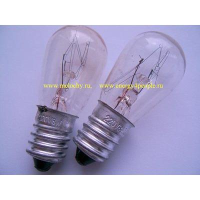 Лампа 220V 8W E14
