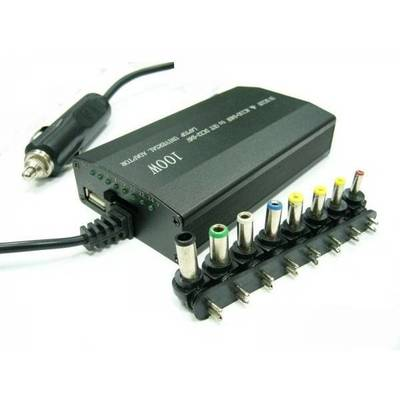 Универсальный блок питания для ноутбука вход 220 или 12 В, выход 12-24в. 100Вт. (фото)