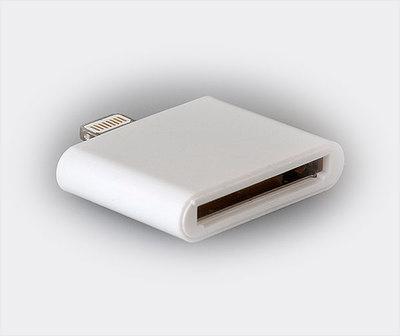 Переходник зарядного устройства iPhone 4/iPhone 5 (фото)