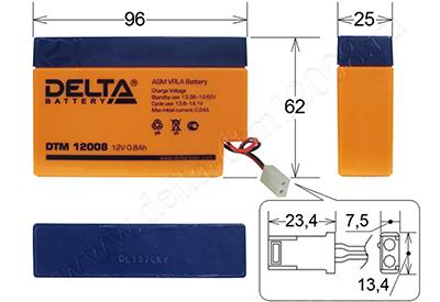 Delta DTM 12008 (фото)