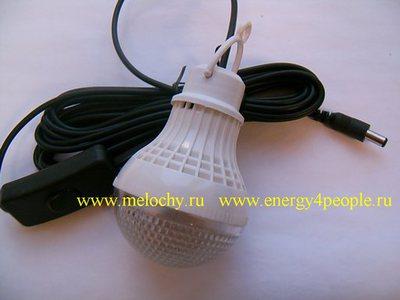 GDLITE лампа переносная 3W 6V