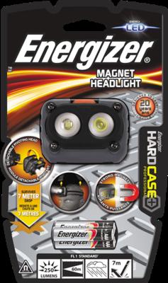 Energizer Headlight Magnet 250Lum (фото)