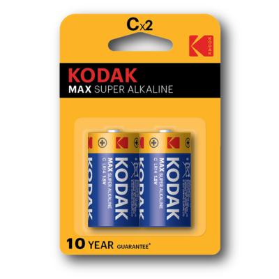 KODAK LR14 MAX Super Alkaline