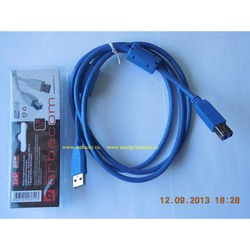 Шнур шт-USB A х шт-USB B 1,5м (USB3.0)