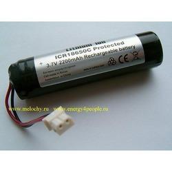 ICR18650C-PCM