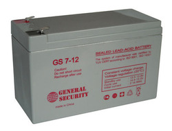 GS 12-7