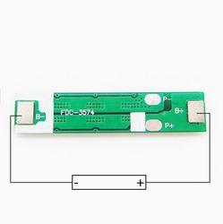 Контроллер HX-1S-3576 заряда разряда для Li-Ion батареи 18650 3.7V 10A