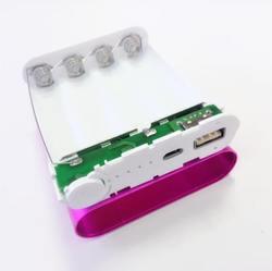 Корпус Power Bank NDY-02-AD для 4 аккумуляторов 18650