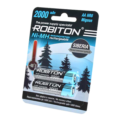 Robiton 2000MHAA SIBERIA низкотемпературные