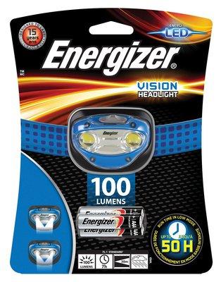 Energizer Headlight Vision 100Lum