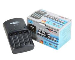 ANSMANN NiZn charger