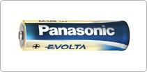 PANASONIC EVOLTA LR6