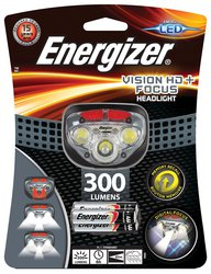 Energizer Headlight Vision HD + FOCUS