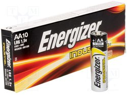 ENERGIZER INDUSTRIAL LR6 BOX-10